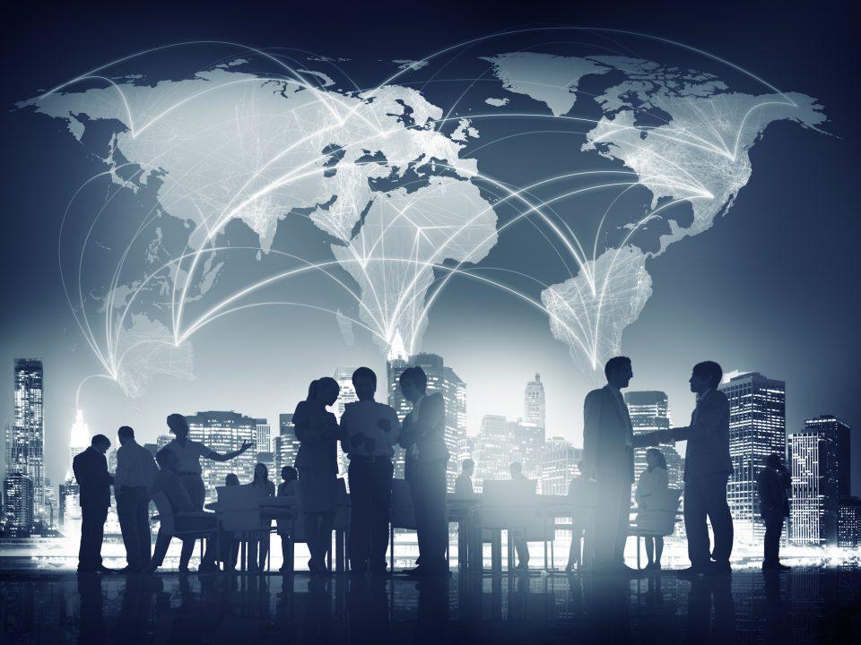 Herbert Schreib, Zusammenarbeit, Kooperation, Globalisierung, global, Unternehmen