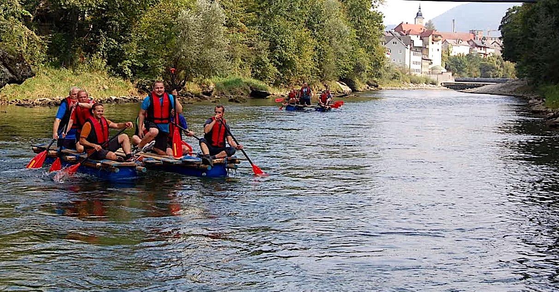 Floß Waidhofen